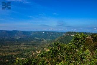 Aussicht von Preah Vihear