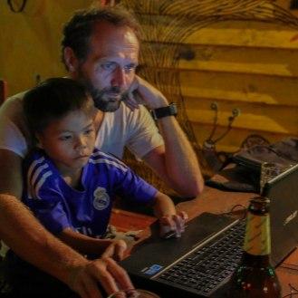 Don Det - Hilfe beim Bloggen