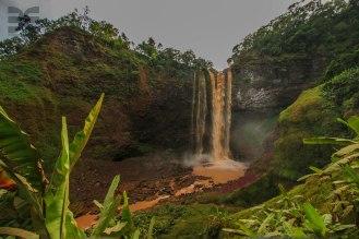 Sekatamtok Wasserfall