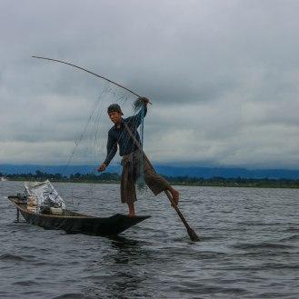 Fischer am Inle See