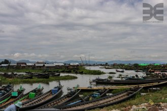 am Inle See