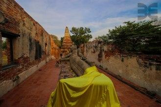 Wat Phutthai Sawsn - Ayutthaya
