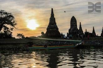 Wat Chalwathanaram - Ayutthaya