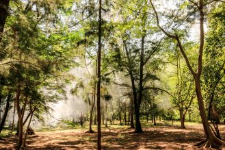 Khao Sam Roi Yot Nationalpark - Weg zur Phraya Nakhon Cave