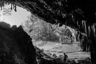 Abstieg zum Pavillion von König Rama V.