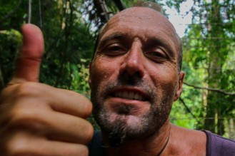 es ist schwül im Dschungel - auf dem Weg nach Salang