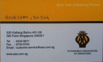 businesscard AAS