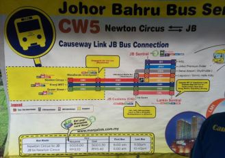 CW5 Express Bus