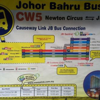 CW5 Express Bus
