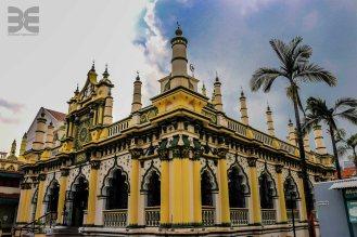 Moschee in Little India Singapur