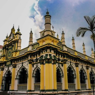 Moschee in Little India Singapur