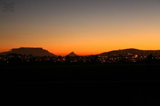 Kapstadt by night
