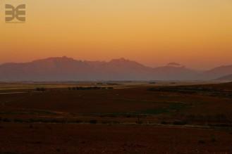 Abendstimmung in Swartland