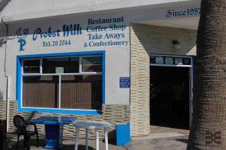 leckerer Kuchen bei Willy Probst in Walvis Bay