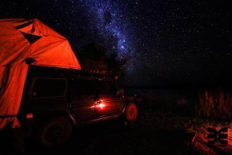 Mudumo N. P. at night
