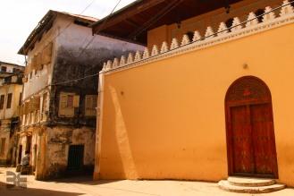 Gassen von Zanzibar