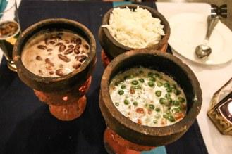 Abendessen im Palace Hotel - original suaheli