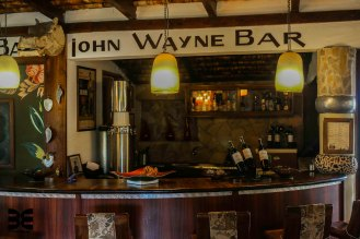 legendäre John Wayne Bar