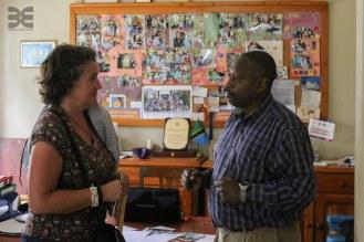 Francis - kämpft gegen FGM
